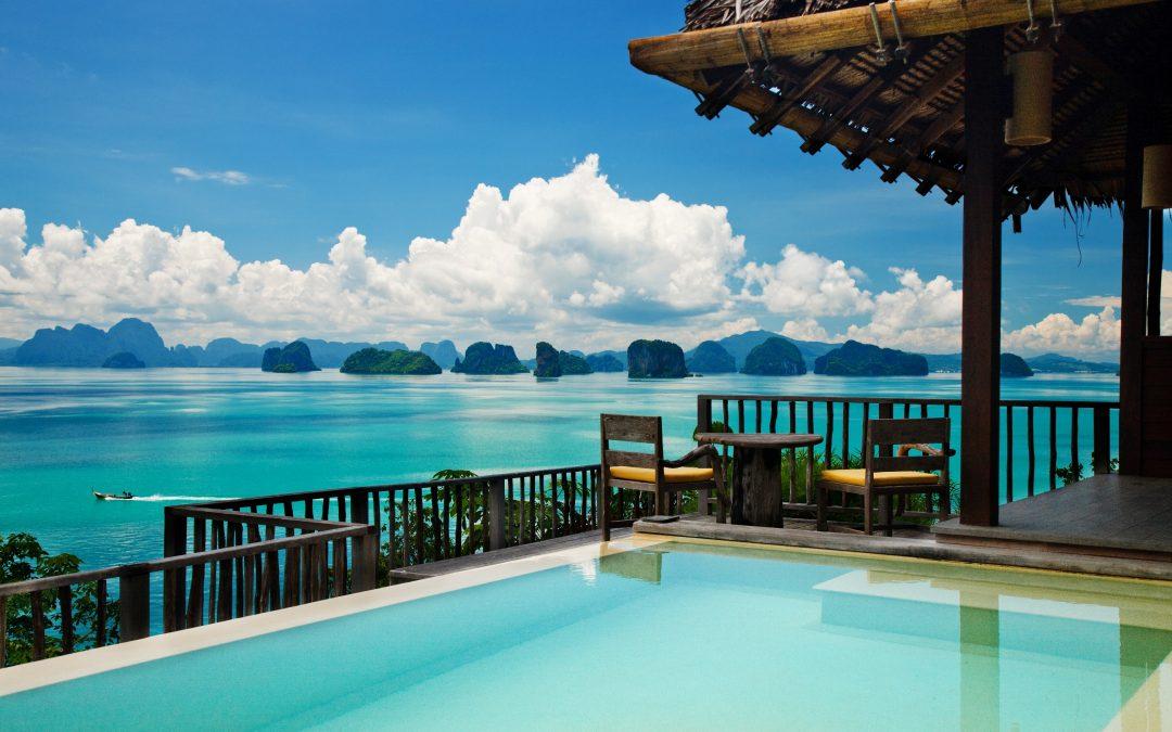 Mergulhe nas piscinas mais luxuosas do mundo