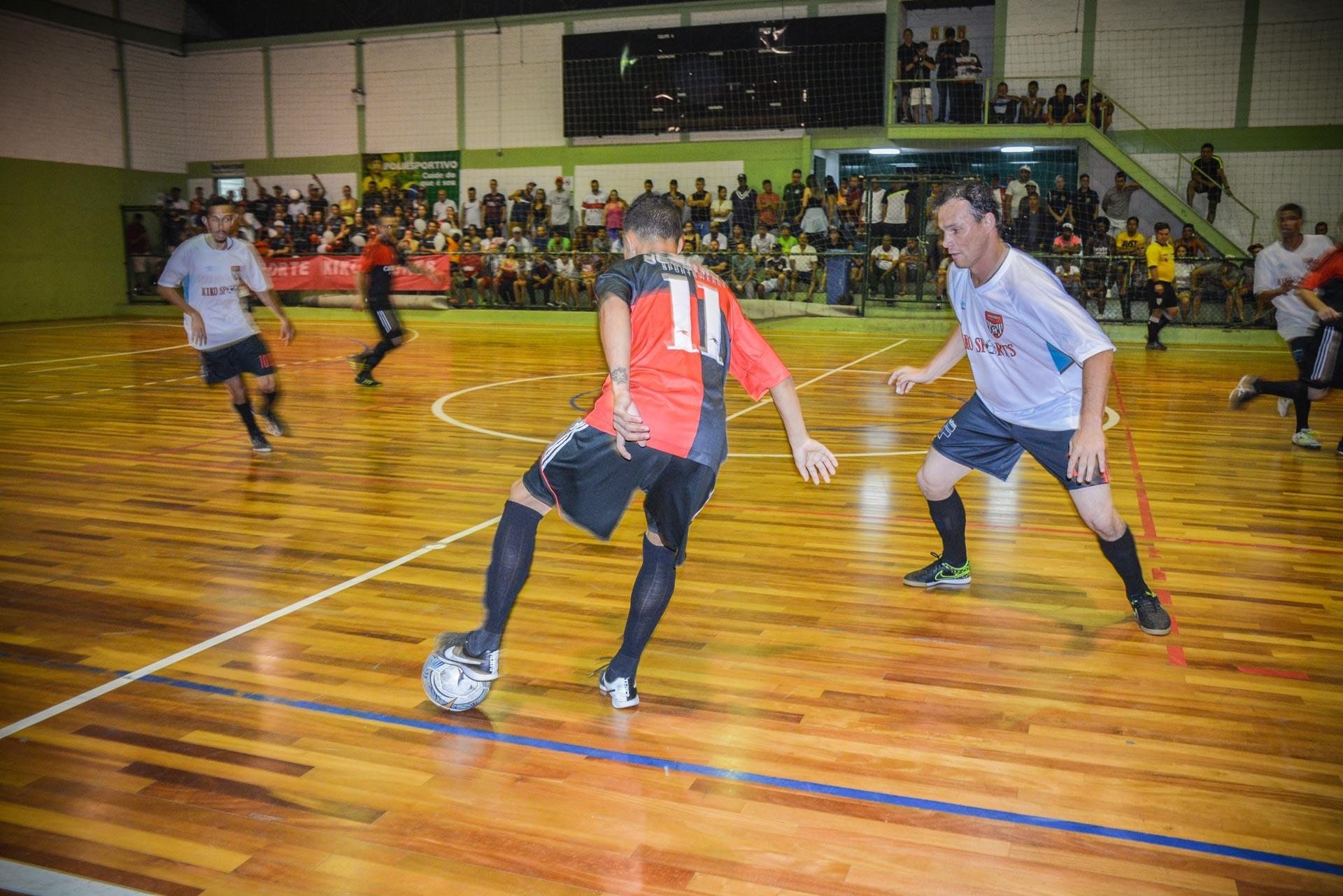 Seguem inscrições para as Copas de Futsal de Pinhais