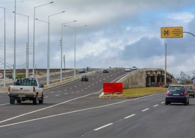 Viaduto Pinhais Piraquara