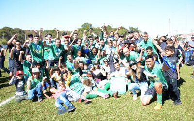 Manilha é campeã da Série Ouro da Copa Pinhais de Futebol Adulto