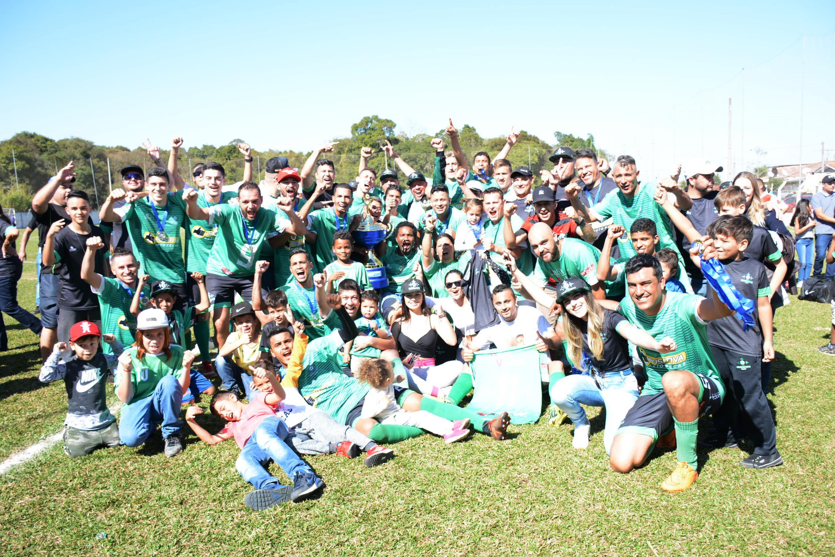 Copa Pinhais - Sério Ouro