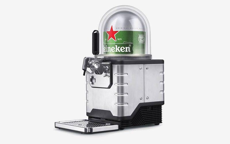 """A nova """"invenção"""" da Heineken. (Foto: Divulgação)"""