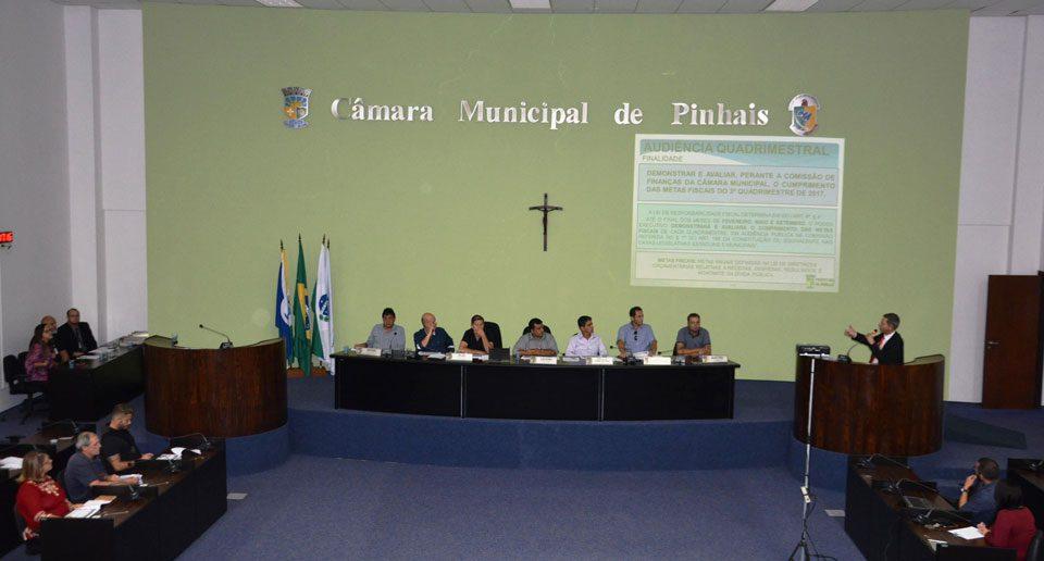 Audiência Pinhais