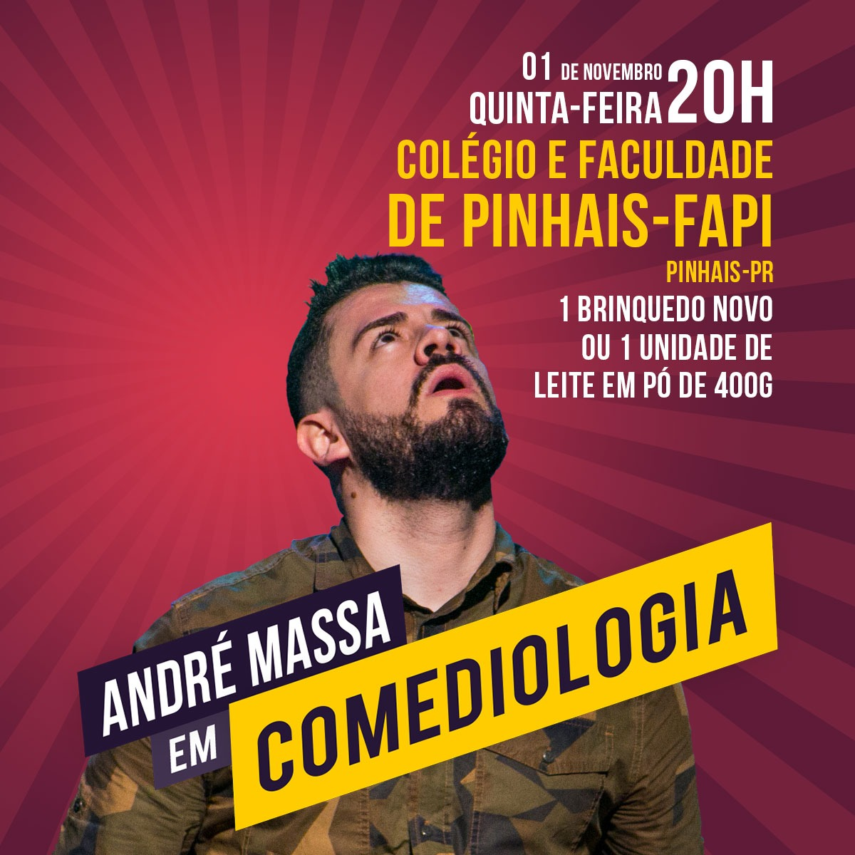 Show André Massa