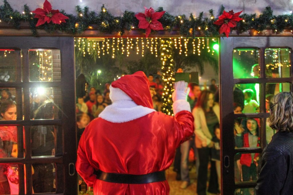Casa do Papai Noel Pinhais