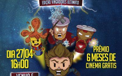 Cinesystem Shopping Curitiba recebe concurso de cosplay