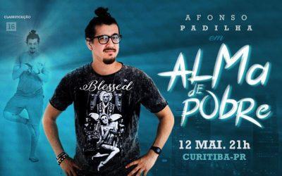 Afonso Padilha em Curitiba dia 12 de maio