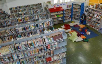 Visite a Biblioteca Pública de Pinhais, se surpreenda e aproveite os prazeres da leitura