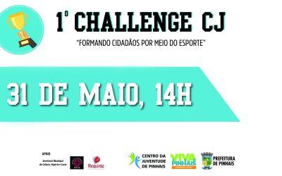 Centro da Juventude de Pinhais promove 1º Challenge
