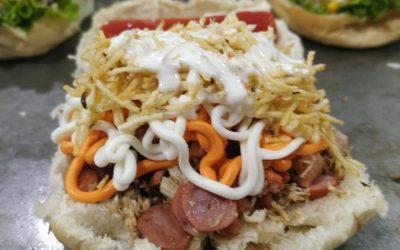 Onde comer Hot Dog / Cachorro Quente em Pinhais
