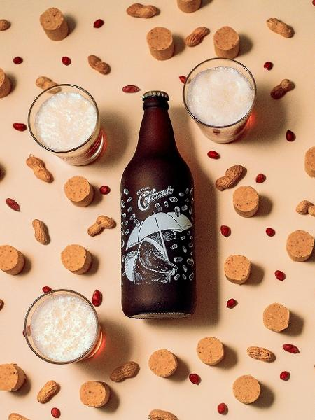 Colorado lança cerveja que leva paçoca na receita