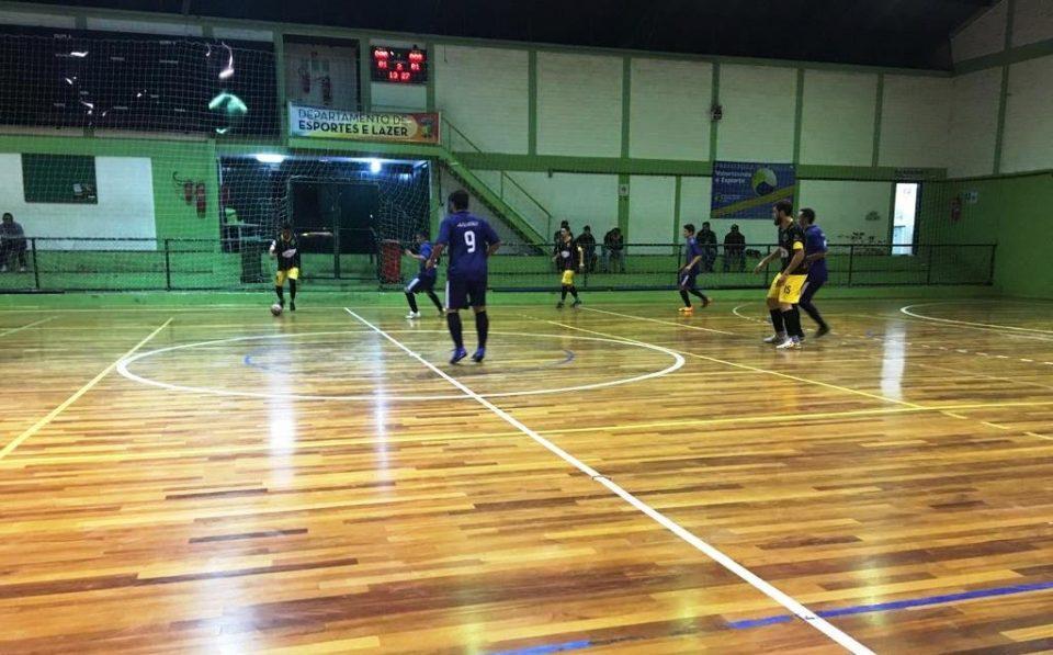 Estão abertas as inscrições para a 22ª Copa Pinhais de Futsal