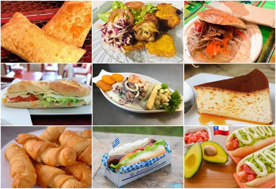 Gastrobera das Nações trará nesta edição comidas típicas de vários países