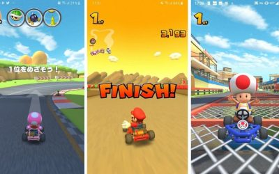 Mario Kart chega para smartphones em Setembro, confirma Nintendo