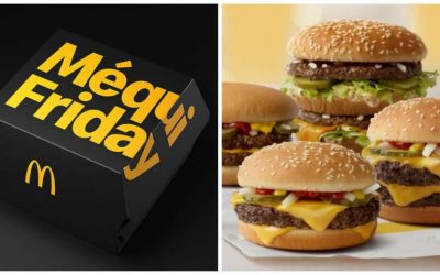 McDonald's surpreende e oferece DEZ hambúrgueres por R$ 20 na Black Friday