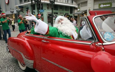 Natal de Curitiba terá 130 atrações, a maioria gratuita