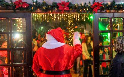 Abertura da Casa do Papai Noel será nesta quarta-feira