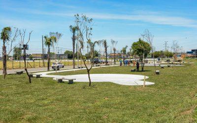 Novo parque de Pinhais terá espaço exclusivo para cães.