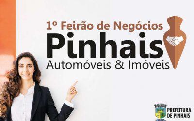 Feirão de Negócios e Band Comunidade serão realizados em Pinhais