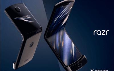 Motorola começa a pré-venda do razr