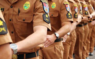 Concurso seleciona 2,4 mil policiais militares e bombeiros