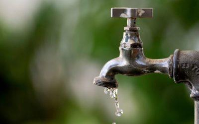 Rodízio no abastecimento afeta o fornecimento de água em alguns bairros do município