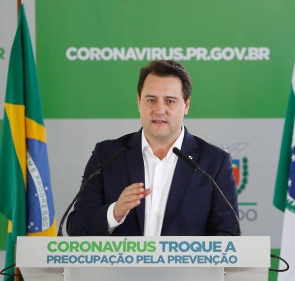 O Governo do Estado anunciou, na tarde desta terça-feira (30), novas medidas para conter o avanço do coronavírus no Paraná.
