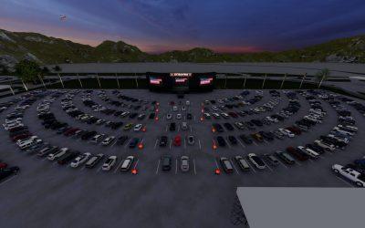 Driver-in do Expotrade Pinhais anuncia programação de lançamento, confira