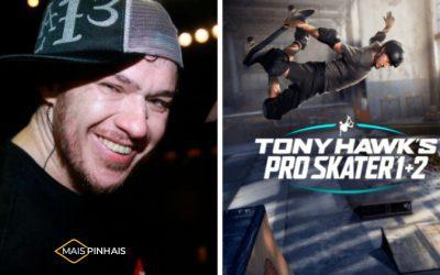 Novo videoclipe da música Confisco, da banda Charlie Brown Jr. promove o lançamento de Tony Hawk's Pro Skater 1+2